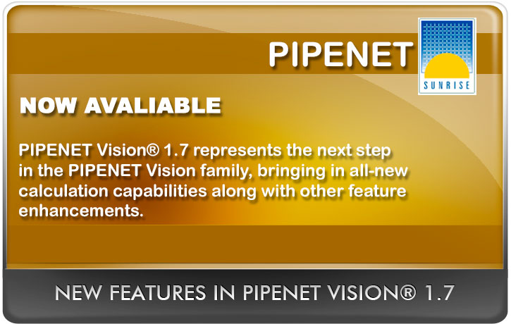 Pipenet Vision 1.7